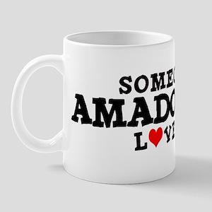Amador City: Loves Me Mug