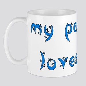 My Pappaw Loves Me! (Moonstar) Mug