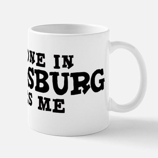 Healdsburg: Loves Me Mug