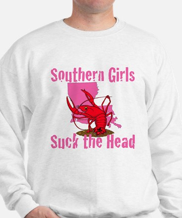 Southern Girls Suck the Head Jumper
