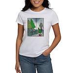Human Christmas tree Women's T-Shirt