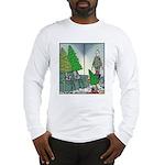 Human Christmas tree Long Sleeve T-Shirt