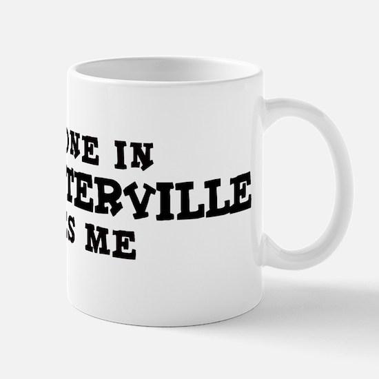 East Porterville: Loves Me Mug