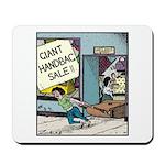 Giant Handbag Sale!! Mousepad
