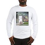 Human Halloween Pumpkin Long Sleeve T-Shirt