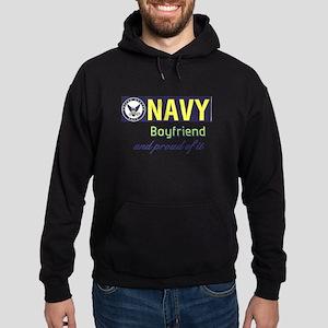 Navy Boyfriend Hoodie (dark)