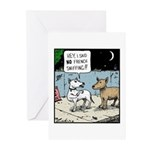 French Sniffing Greeting Cards (Pk of 10)