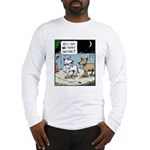 French Sniffing Long Sleeve T-Shirt