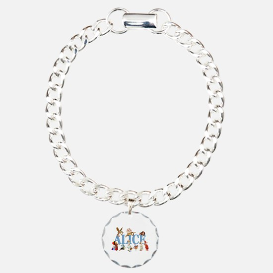Alice & Friends in Wonderland Bracelet