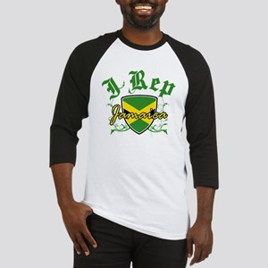I Rep Jamaica Baseball Jersey