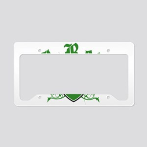 I Rep Jamaica License Plate Holder