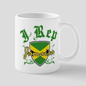 I Rep Jamaica Mug