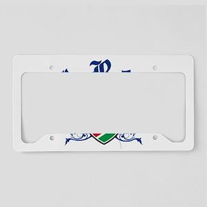 I Rep Namibia License Plate Holder
