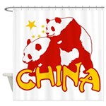 China Shower Curtain