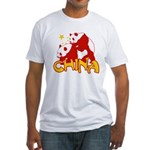 China Fitted T-Shirt