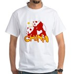 China White T-Shirt