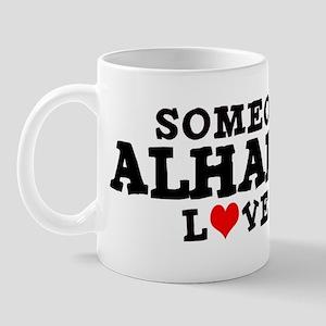 Alhambra: Loves Me Mug