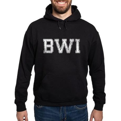 BWI, Vintage, Hoodie (dark)