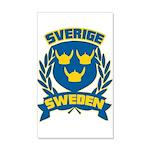 Swedish 22x14 Wall Peel