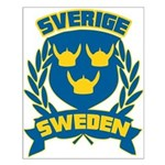 Swedish Small Poster