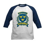 Swedish Kids Baseball Jersey
