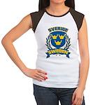 Swedish Women's Cap Sleeve T-Shirt