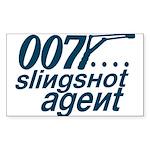Slingshot Sticker (Rectangle)