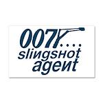 Slingshot Car Magnet 20 x 12