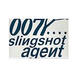 Slingshot Rectangle Magnet