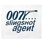 Slingshot King Duvet