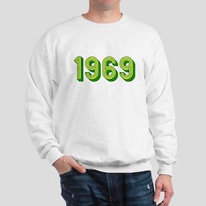 1969 (yellow/green) Sweatshirt