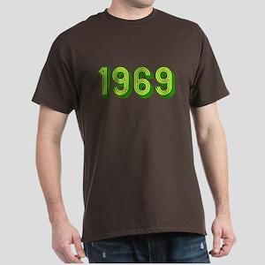 1969 (yellow/green) Dark T-Shirt