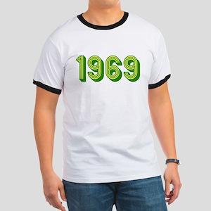 1969 (yellow/green) Ringer T