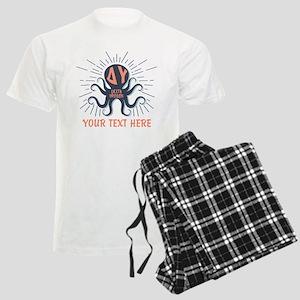 Delta Upsilon Octopus Pajamas