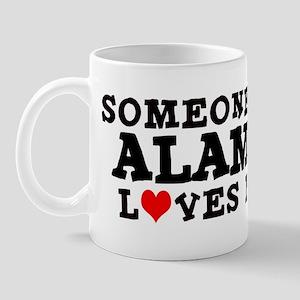 Alamo: Loves Me Mug