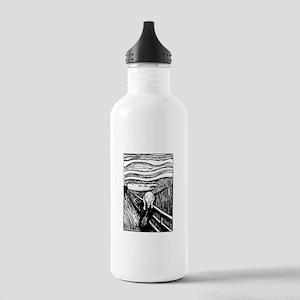 Edvard Munch The Scream Stainless Water Bottle 1.0