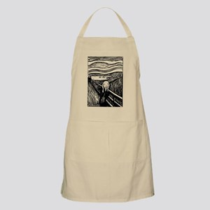 Edvard Munch The Scream Apron