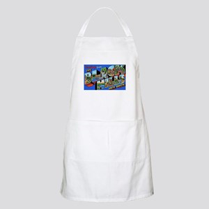 Black Hills South Dakota BBQ Apron