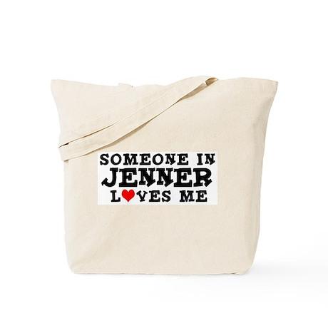 Jenner: Loves Me Tote Bag