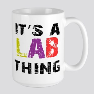 Lab THING Large Mug