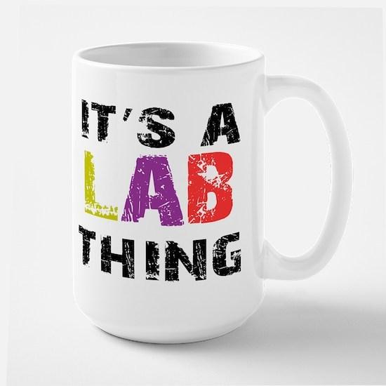 Lab THING Large Mug
