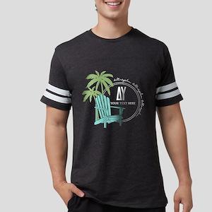 Delta Upsilon Palm Chair Mens Football Shirt