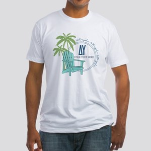 Delta Upsilon Palm Chair T-Shirt
