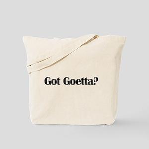 got_goetta_all_black Tote Bag