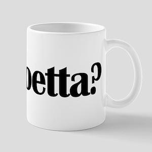 got_goetta_all_black Mug