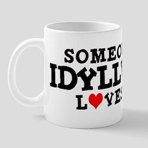 Idyllwild: Loves Me Mug