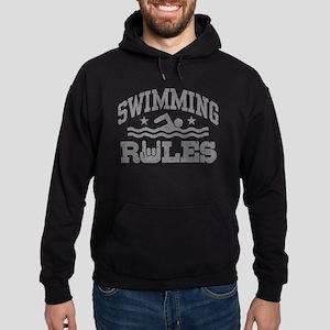 Swimming Rules Hoodie (dark)