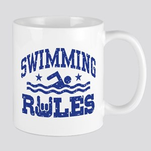 Swimming Rules Mug