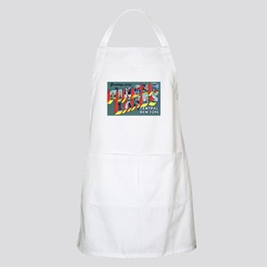Finger Lakes New York BBQ Apron
