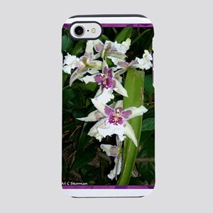 Orchids! Flower photo! iPhone 7 Tough Case